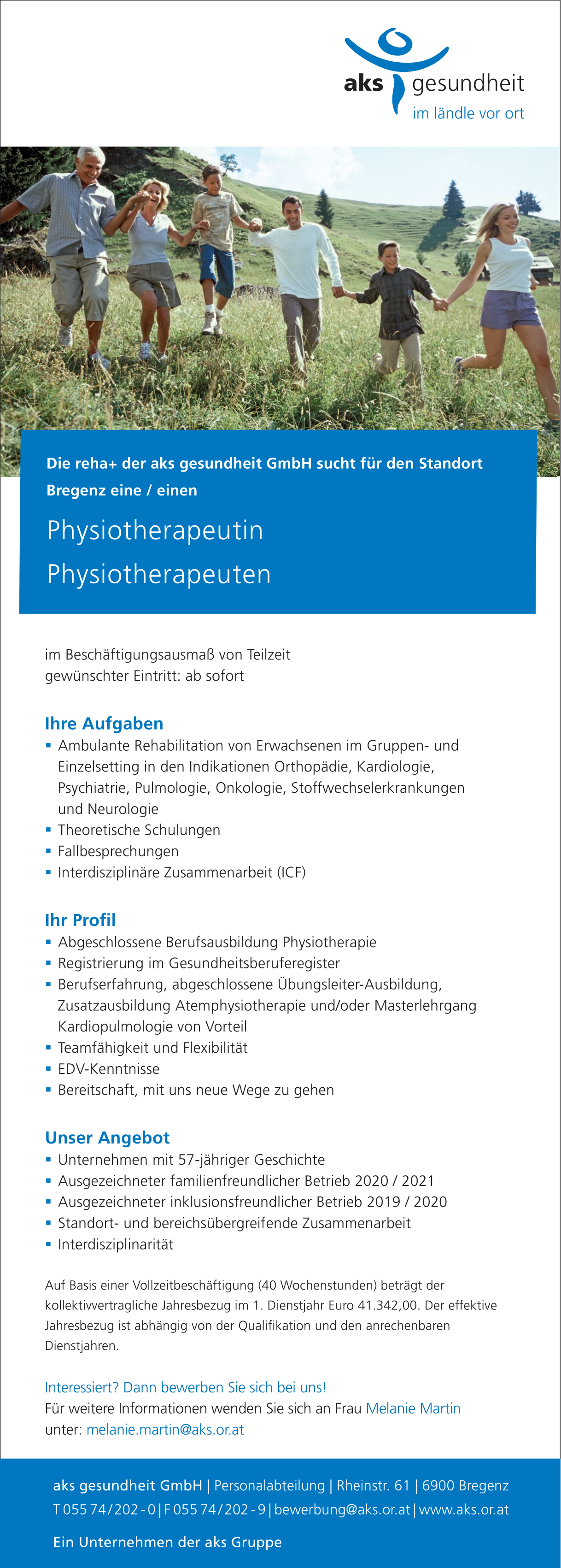 Physiotherapeutin | Physiotherapeut