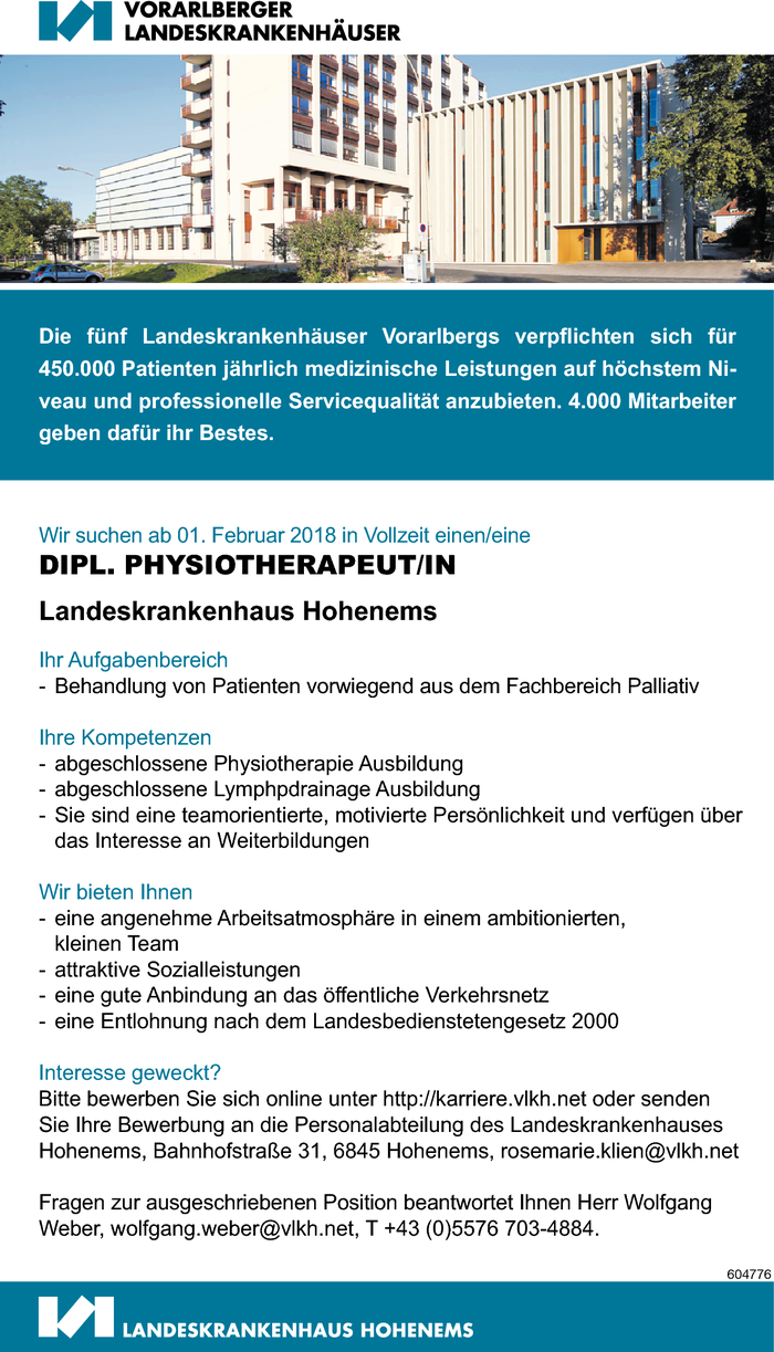 DIPL. PHYSIOTHERAPEUT/IN