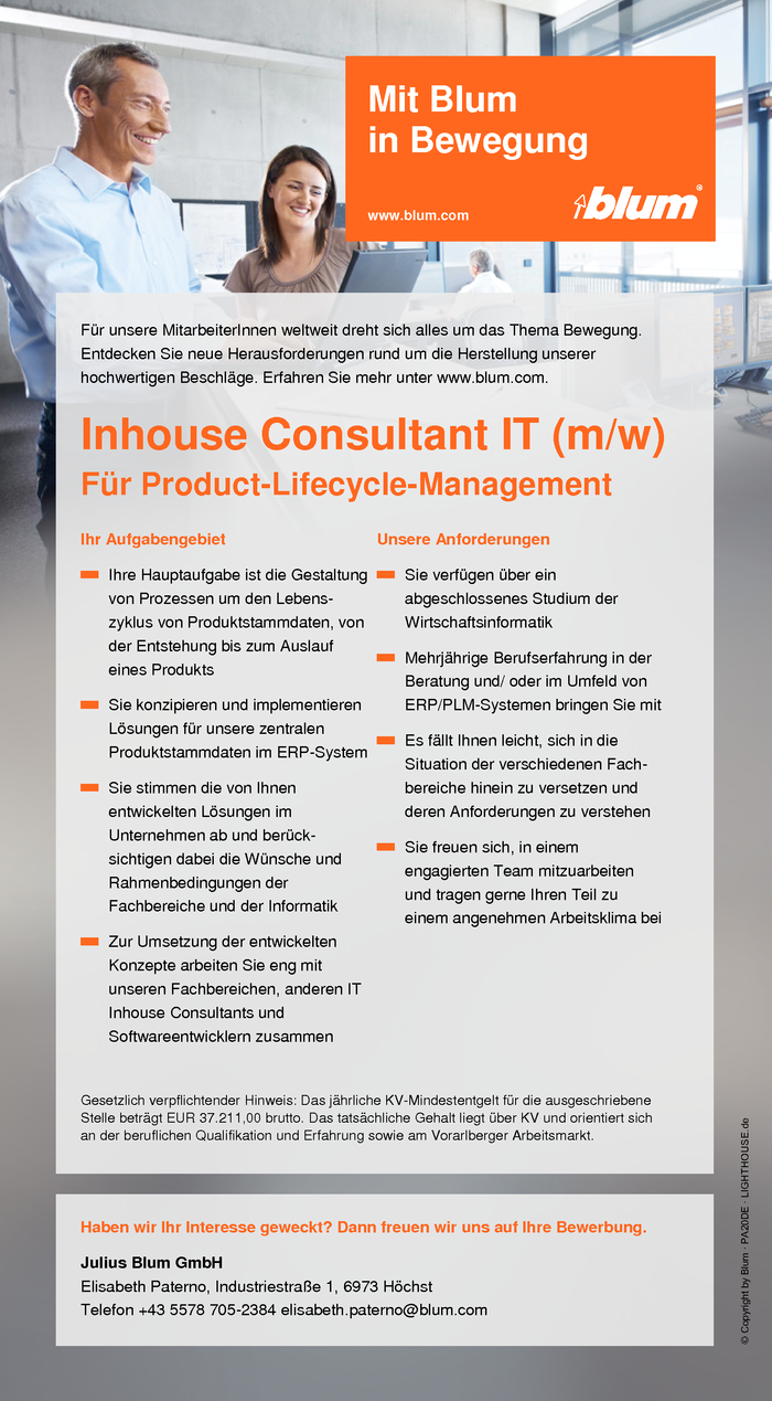 inhouse-consultant-it-mw-fur-product-lifecycle-management