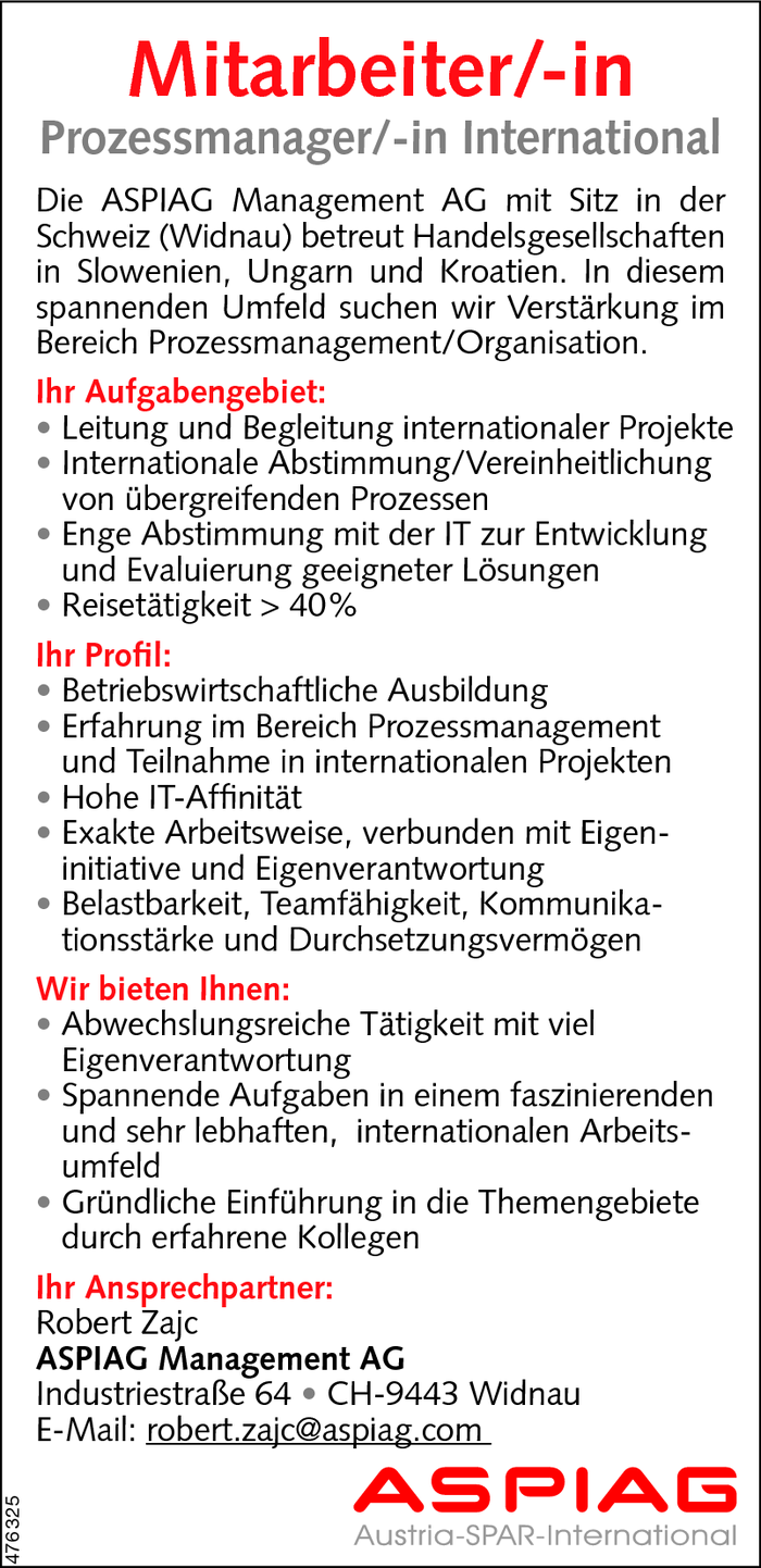 prozessmanagerin-international