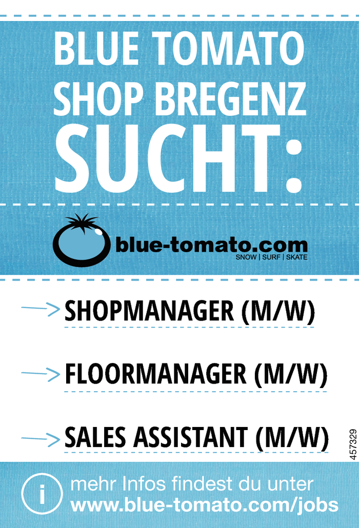 SHOPMANAGER(M/W), FLOORMANAGER(M/W), SALESASSISTANT(M/W)