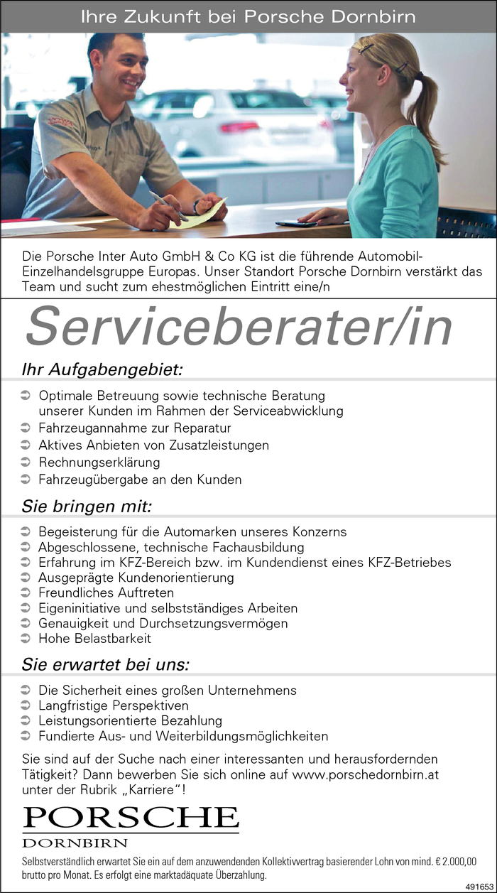 Serviceberater/in