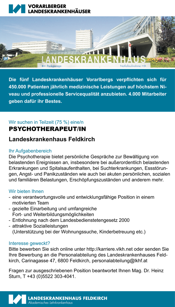 Psychotherapeut/in