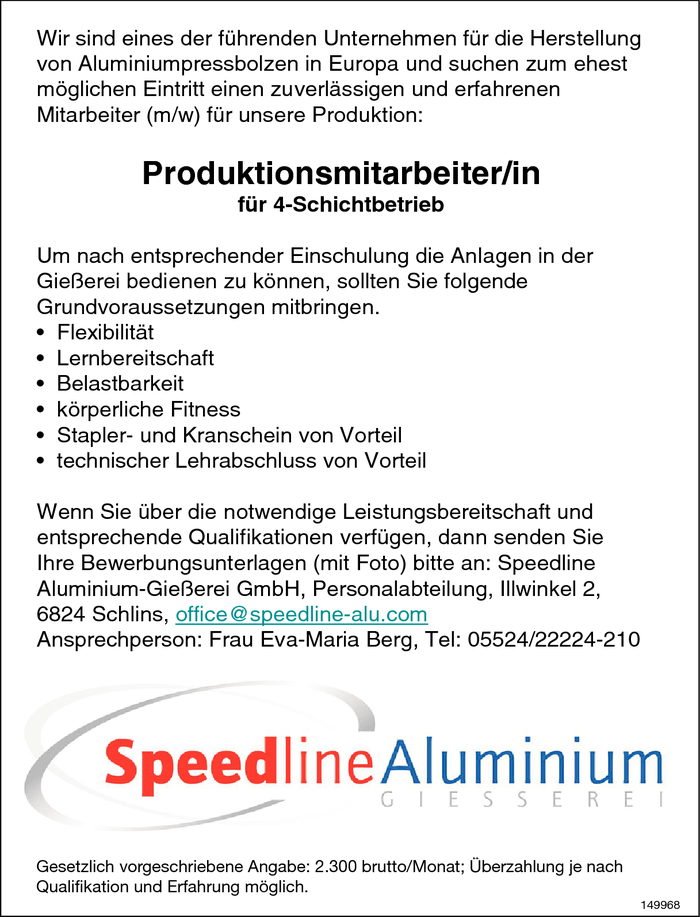 Produktionsmitarbeiter in produktionsmitarbeiter inf r 4 for Ingenieur kraftwerkstechnik