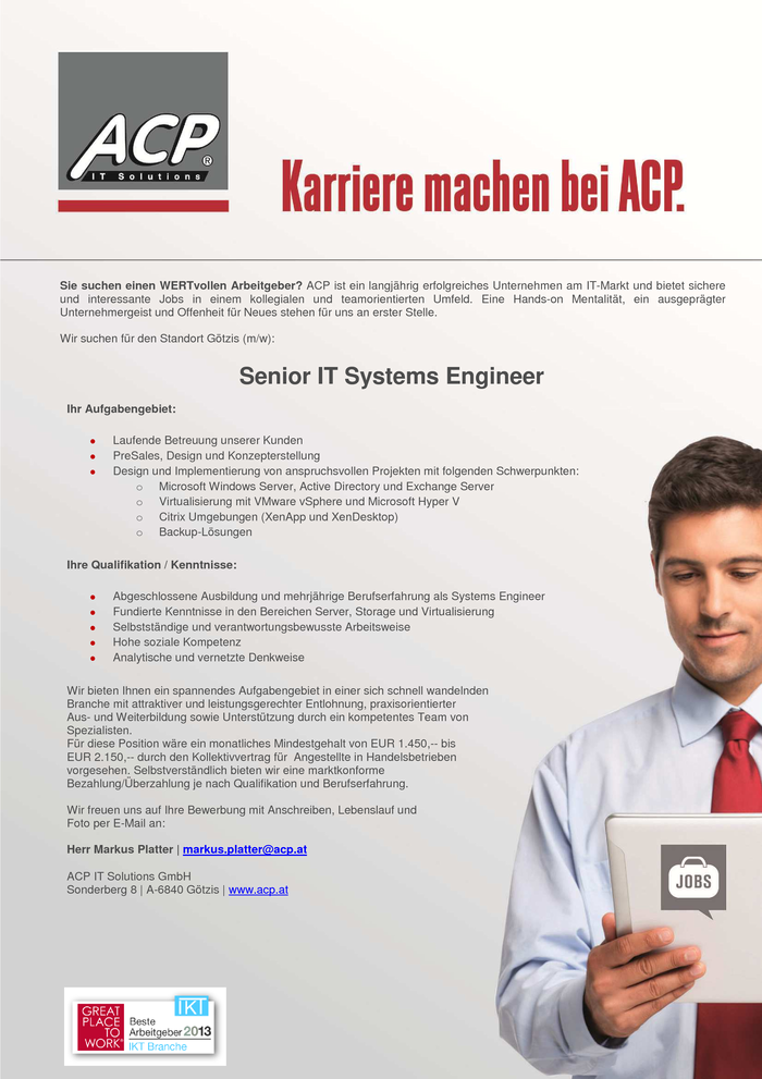 senior-it-systems-engineer