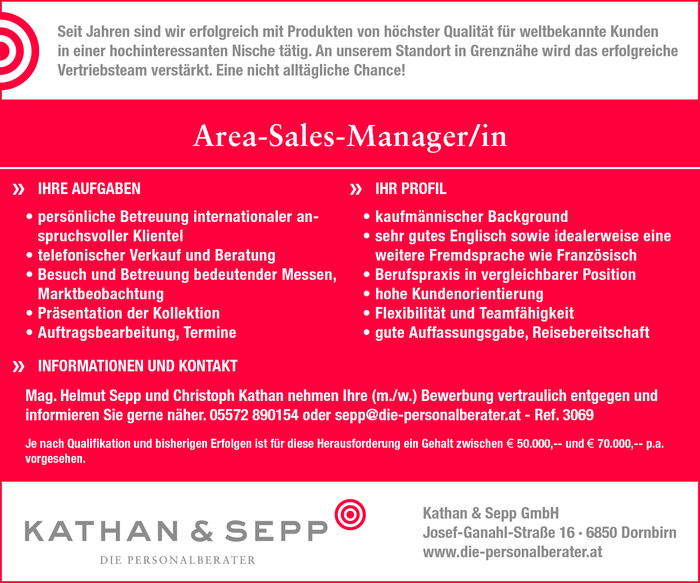 Area-Sales-Manager/in