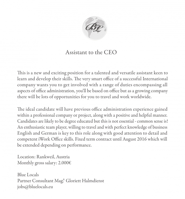 assistant-to-ceo