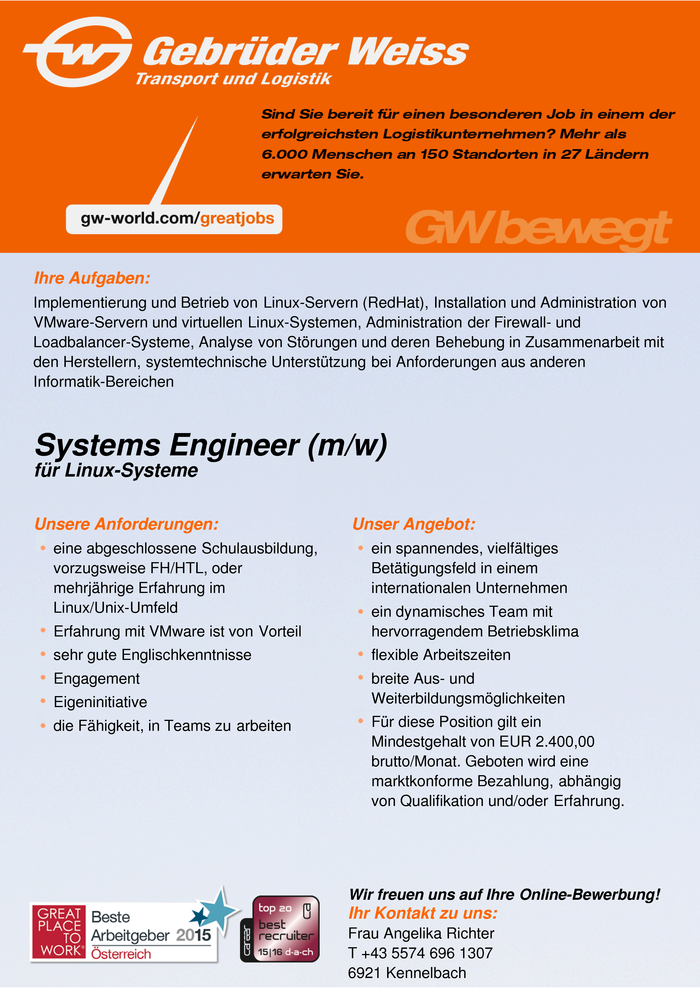 systems-engineer-mw-fur-linux-systeme