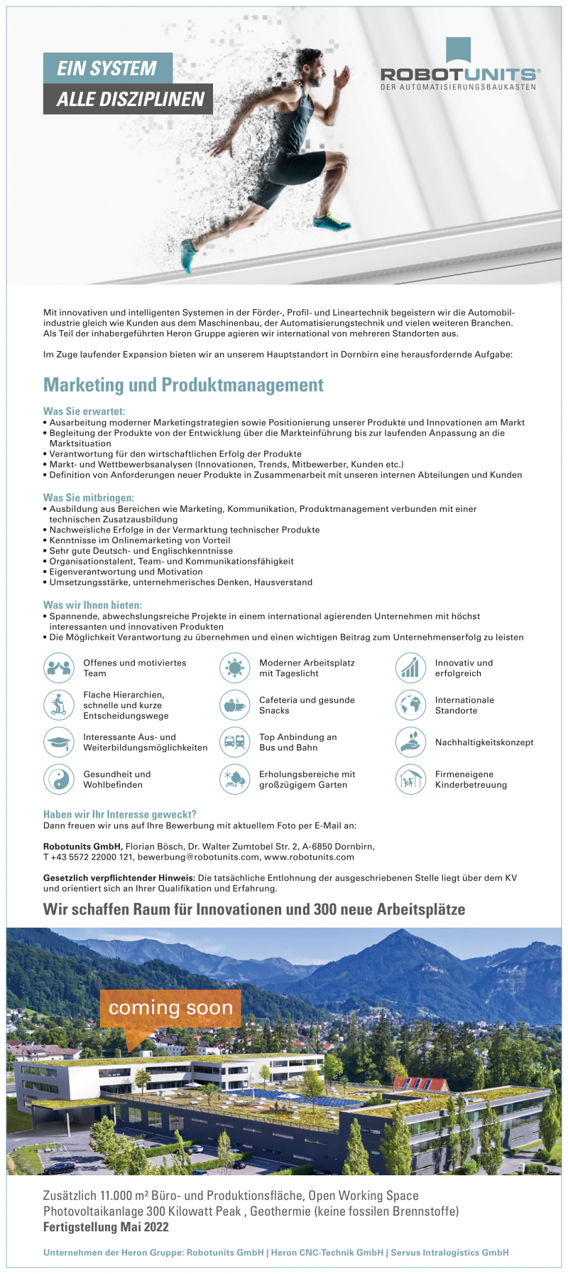 Marketing und Produktmanagement
