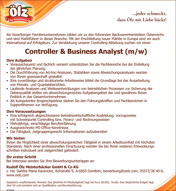 controllerin-business-analystin