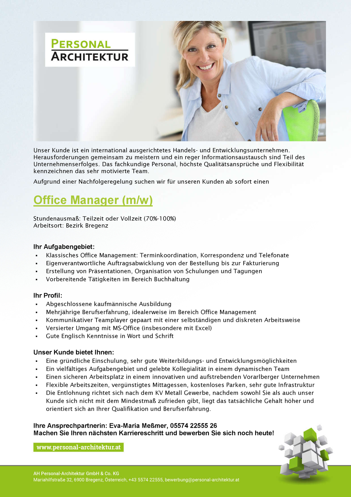Office Manager m/w