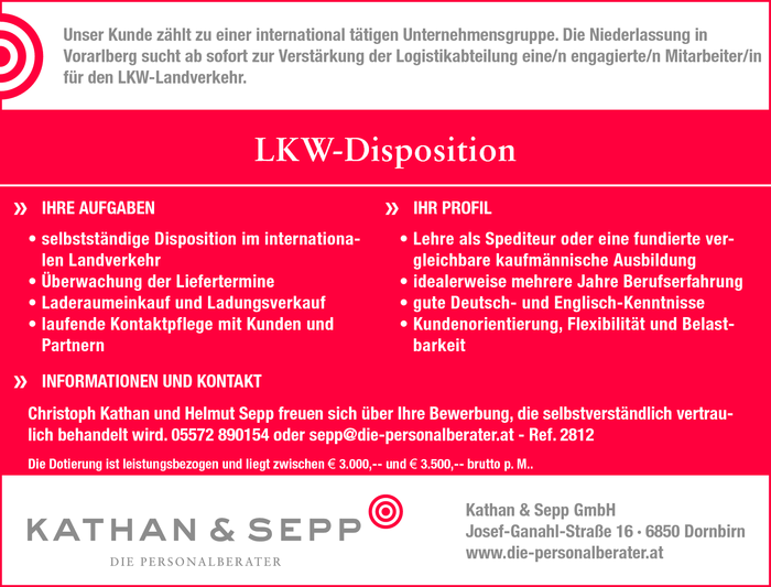 lkw-disposition