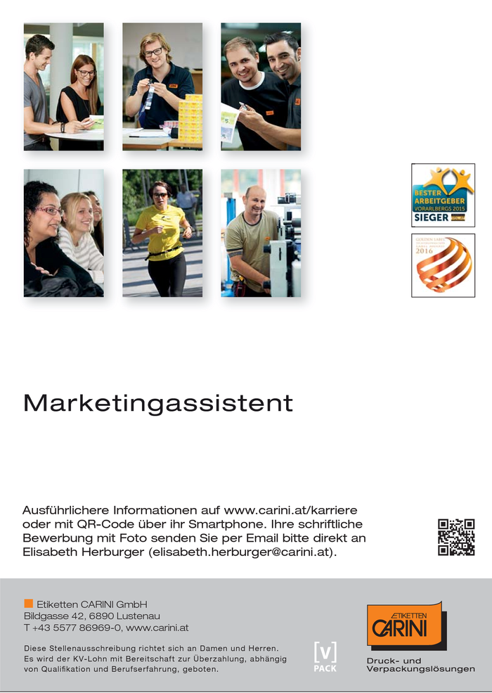 marketingassistent