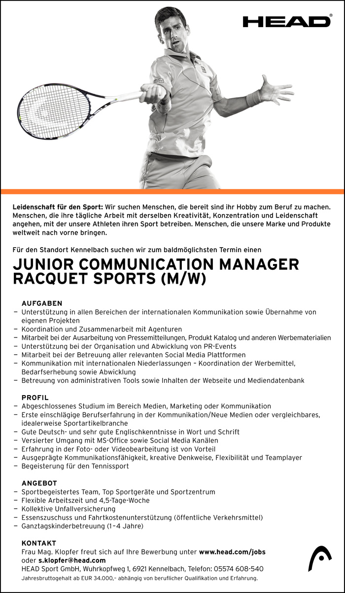 junior-communication-manager-racquet-sports-mw