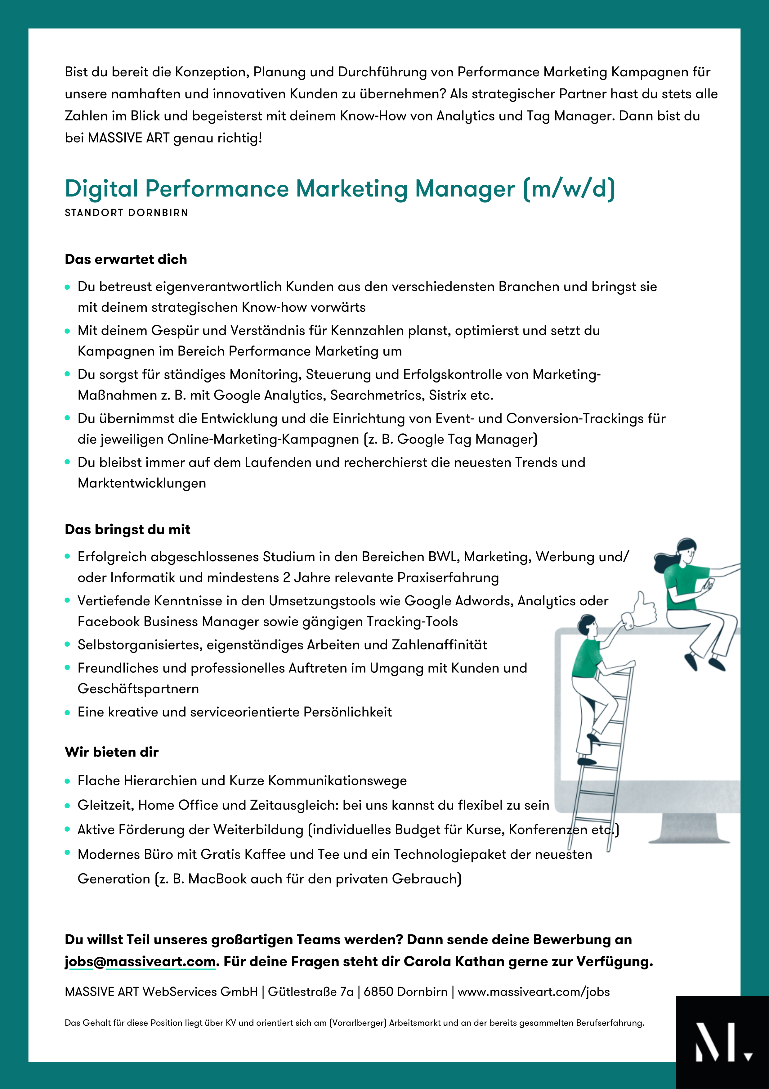 Digital Performance Marketing Manager (m/w/d)