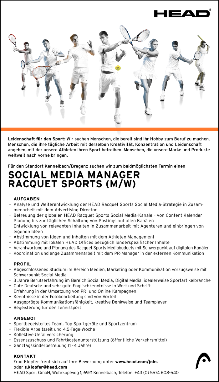 social-media-manager-racquet-sports-mw