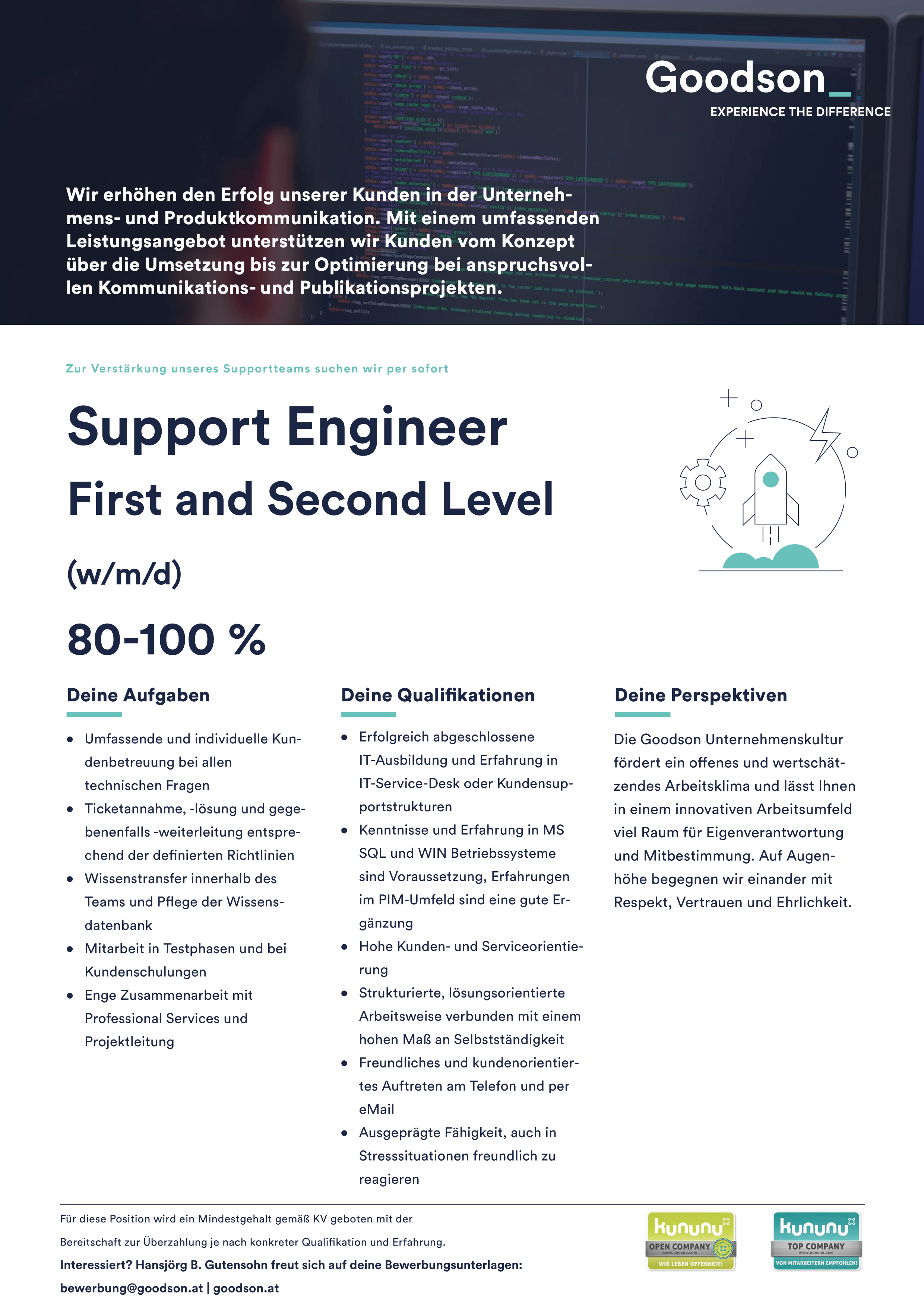 Support Engineer