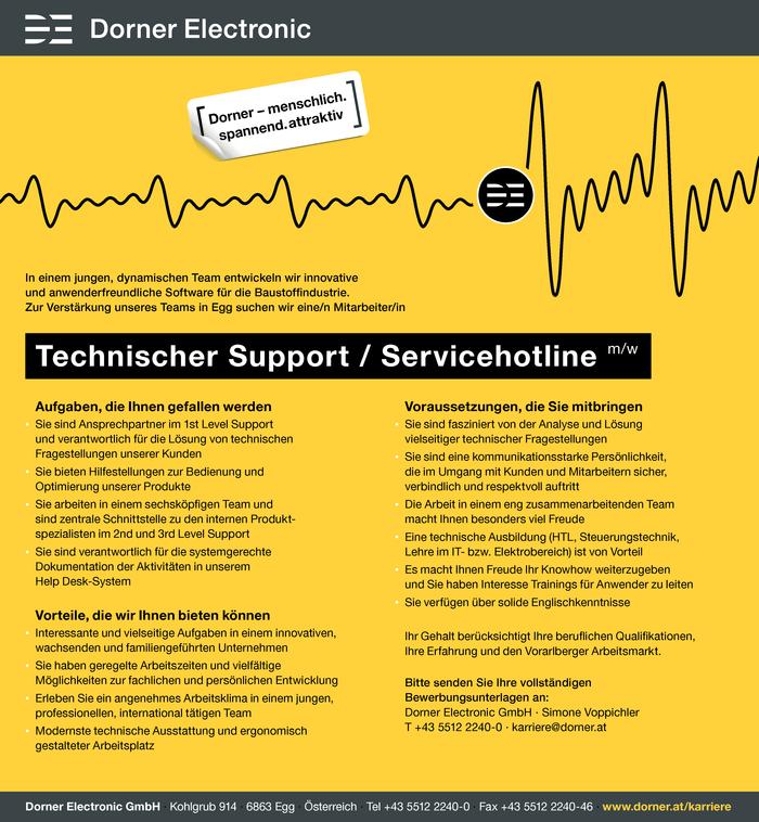 Gemütlich Technischer Support Jobs Galerie - Bilder für das ...