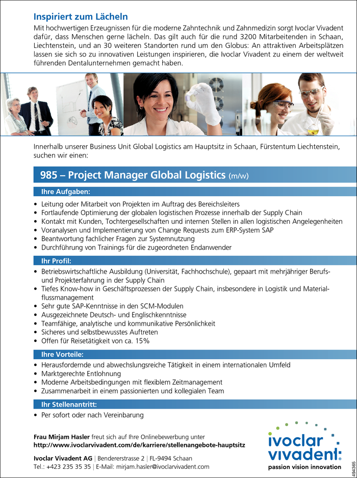 project-manager-global-logistics
