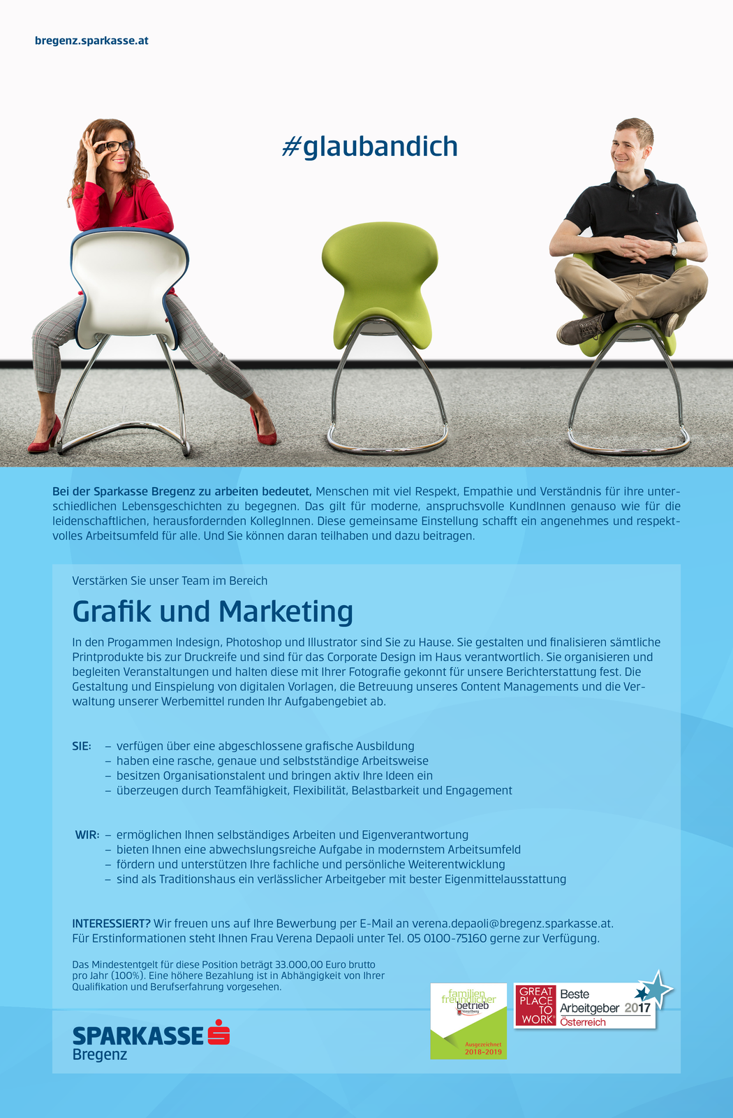 Grafik und Marketing