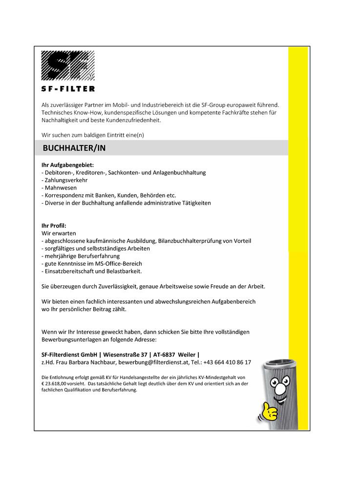 Charmant Buchhaltung Lebenslauf Proben Pdf Fotos - Beispiel ...