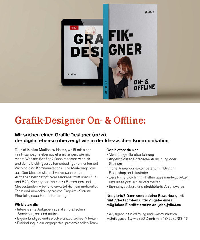 Grafik-Designer(in)