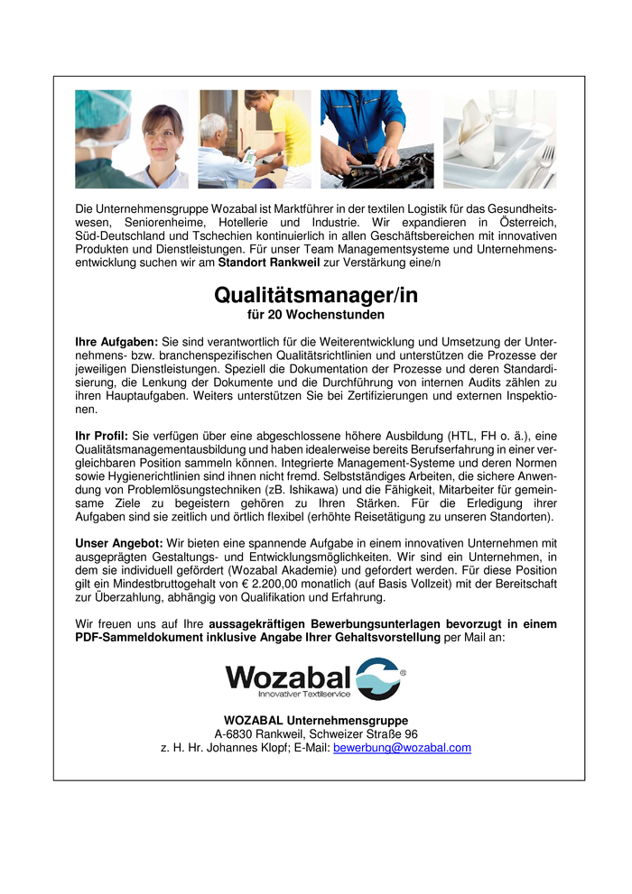 qualitatsmanagerin