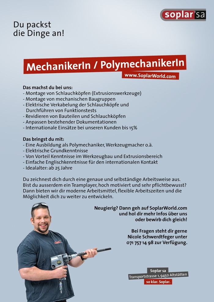 mechanikerin-polymechanikerin