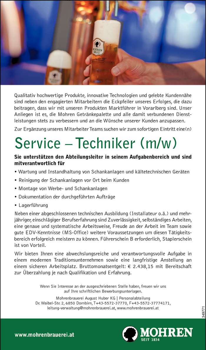 service-%e2%80%93-technikerin