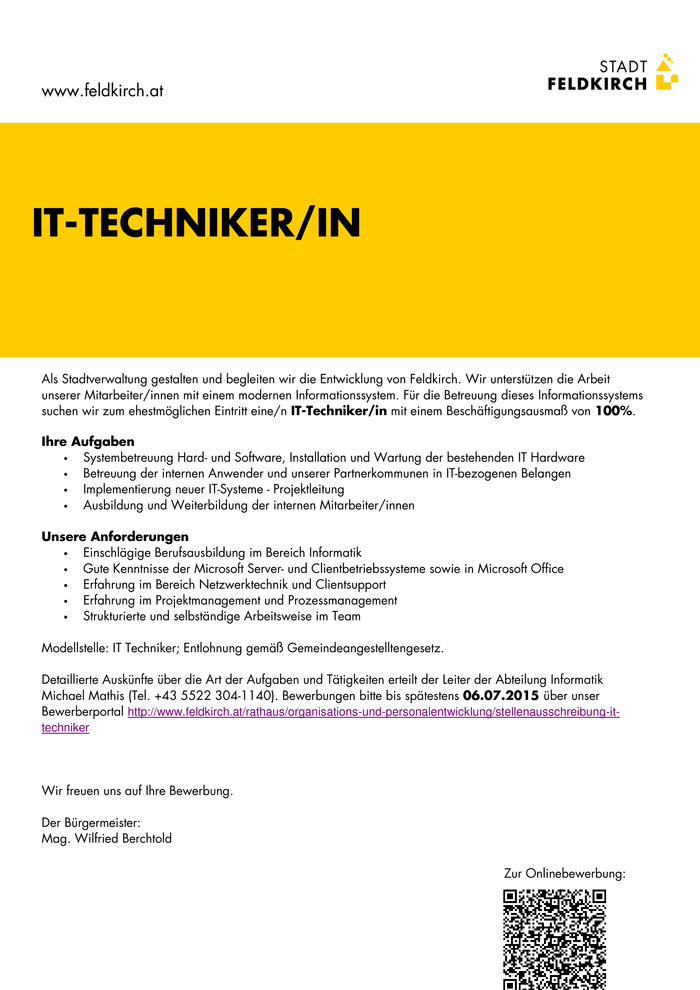 it-technikerin
