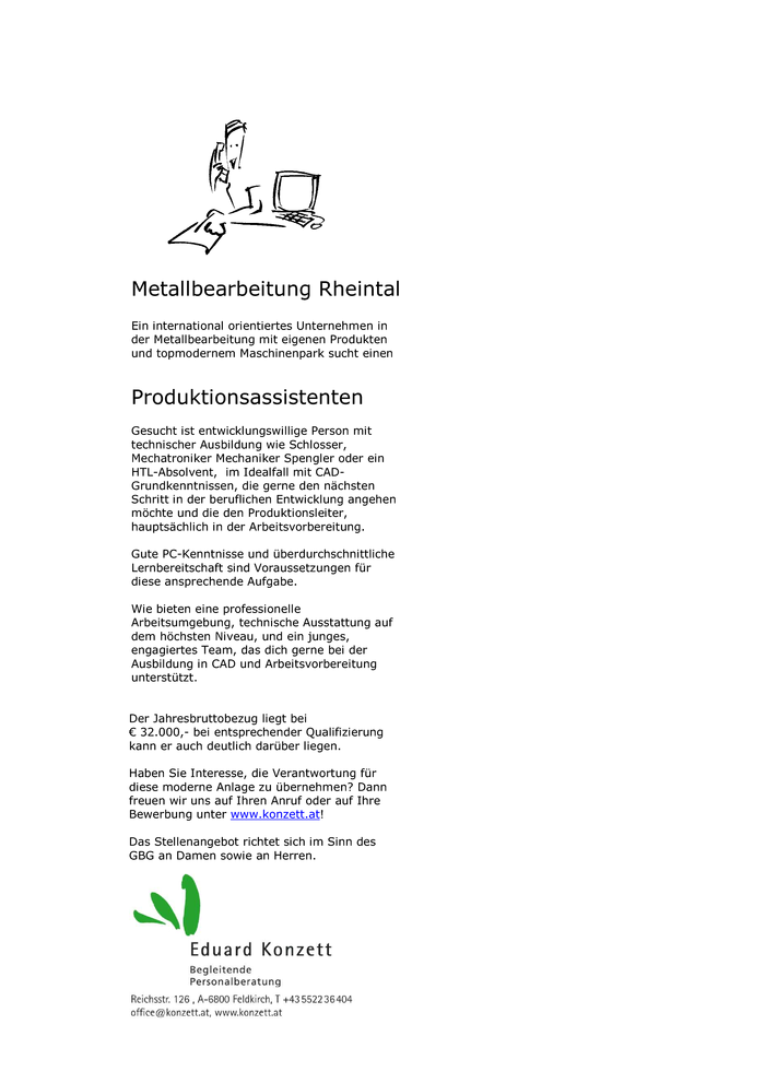 produktionsassistenten