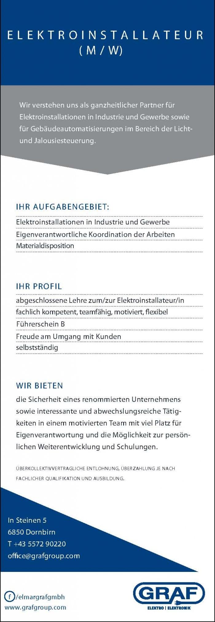 Elektriker Aufgaben Sbt Schoeller Bleckmann Technisches