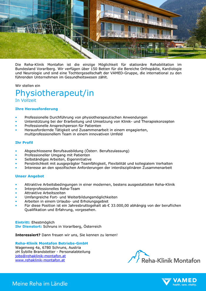 physiotherapeutin