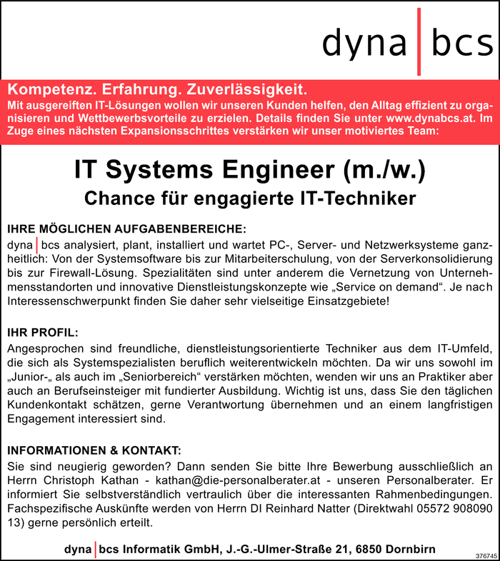 it-systems-engineer