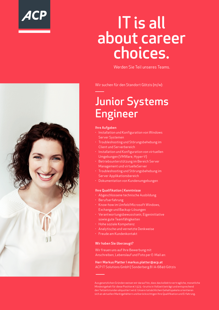 junior-systems-engineer