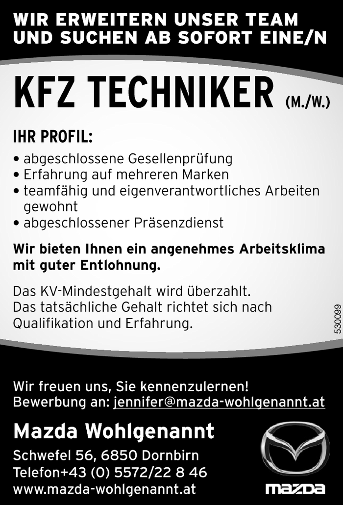 kfz-technikerin