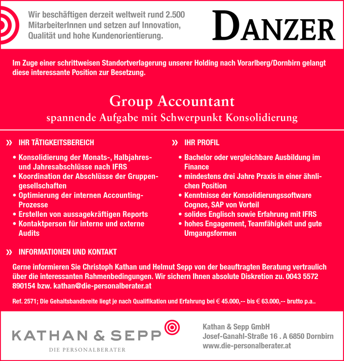 Group Accountant