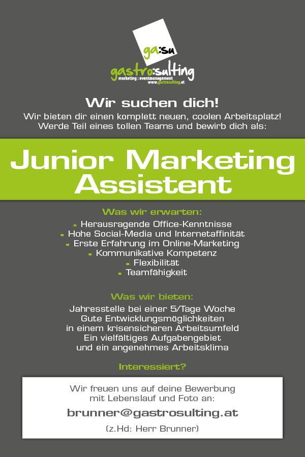 junior-marketing-assistent-mw-wanted