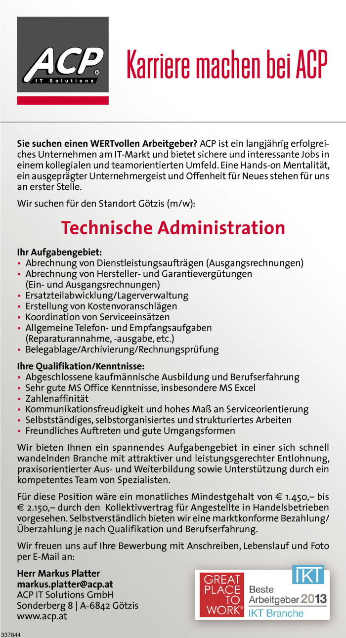 techn-administration