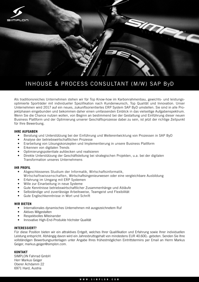 inhouse-process-consultant-mw-sap-byd