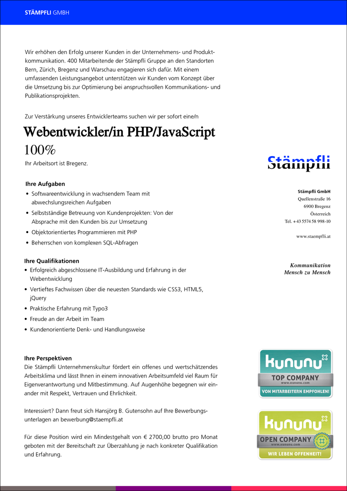 web-entwicklerin-phpjavascript